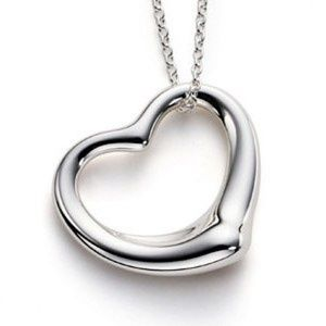 Jewelry - Elsa Peretti OPEN HEART pendant Medium